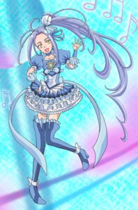Rating: Safe Score: 1 Tags: fujihara_ichi pretty_cure siren_(suite_precure) suite_pretty_cure thighhighs User: Radioactive