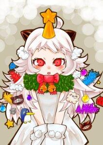 Rating: Safe Score: 6 Tags: chixida christmas dress kantai_collection northern_ocean_hime User: sealplayerz