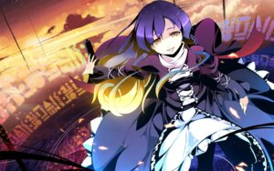 Rating: Safe Score: 21 Tags: asakura_masatoki dress hijiri_byakuren touhou wallpaper User: charunetra