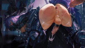 Rating: Explicit Score: 7 Tags: bondage cum final_fantasy final_fantasy_xiv genderswap miqo'te penis reckless_dog tagme uncensored yaoi User: BattlequeenYume