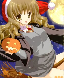 Rating: Safe Score: 27 Tags: christmas halloween harry_potter hermione_granger shigunyan User: midzki