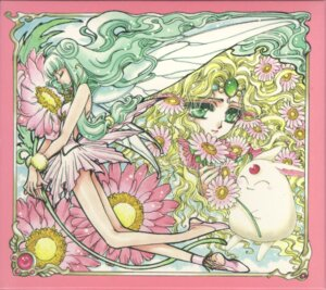 Rating: Safe Score: 8 Tags: clamp emeraude magic_knight_rayearth mokona primera User: WhiteExecutor