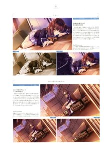Rating: Questionable Score: 14 Tags: misaki_kurehito sasaki_kaori ushinawareta_mirai_wo_motomete User: Twinsenzw