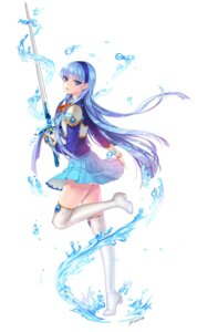 Rating: Safe Score: 28 Tags: briska magic_knight_rayearth ryuuzaki_umi seifuku stockings sword thighhighs User: Radioactive