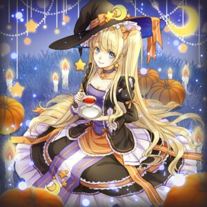Rating: Safe Score: 39 Tags: cleavage dress halloween syrinxwell311 witch User: Mr_GT