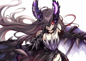 Rating: Safe Score: 16 Tags: anthropomorphization armor blood horns monster_hunter sukemyon torn_clothes User: Mr_GT