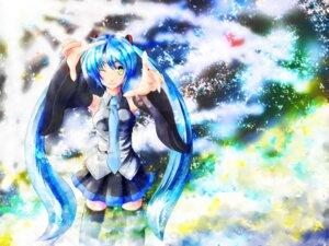 Rating: Safe Score: 5 Tags: hatsune_miku nekonaka vocaloid User: charunetra