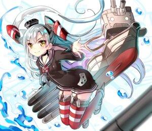 Rating: Safe Score: 37 Tags: amatsukaze_(kancolle) heels kantai_collection pantsu rensouhou-kun see_through sho_(runatic_moon) stockings string_panties thighhighs User: Mr_GT