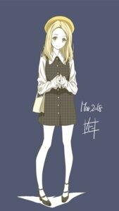 Rating: Safe Score: 17 Tags: dress heels nii_manabu User: saemonnokami