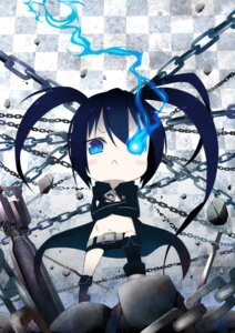 Rating: Safe Score: 45 Tags: black_rock_shooter black_rock_shooter_(character) chibi tukinan vocaloid User: akusiapa