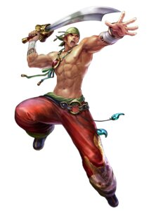 Rating: Safe Score: 4 Tags: kawano_takuji male namco soul_calibur soul_calibur_iv sword yun-seong User: Yokaiou
