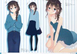 Rating: Questionable Score: 18 Tags: dress kantai_collection moni naoto shigure_(kancolle) User: kiyoe