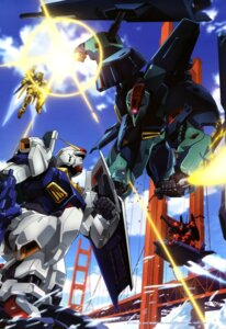 Rating: Questionable Score: 6 Tags: gundam zeta_gundam User: drop
