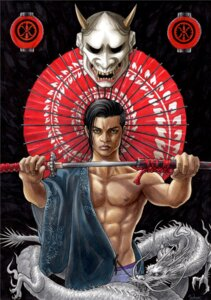 Rating: Safe Score: 7 Tags: asian_clothes male sword takumi_(marlboro) User: Radioactive