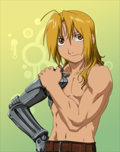 Rating: Safe Score: 5 Tags: edward_elric fullmetal_alchemist male morrow_(pixiv) vector_trace User: Crazy_88_#2