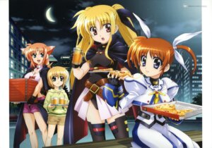Rating: Safe Score: 16 Tags: animal_ears arf fate_testarossa mahou_shoujo_lyrical_nanoha mahou_shoujo_lyrical_nanoha_the_movie_1st takamachi_nanoha thighhighs yuuno_scrya User: blooregardo
