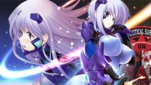 Rating: Questionable Score: 25 Tags: bodysuit cryska_barchenowa erect_nipples inia_sestina jpeg_artifacts muvluv muvluv_alternative muvluv_alternative_chronicles total_eclipse wallpaper User: WhiteExecutor