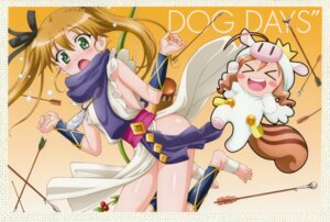 Rating: Safe Score: 25 Tags: chibi dog_days dress kuberu_e_pastillage no_bra rebecca_anderson weapon User: DDD