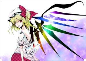 Rating: Safe Score: 17 Tags: atoshi flandre_scarlet touhou User: yumichi-sama