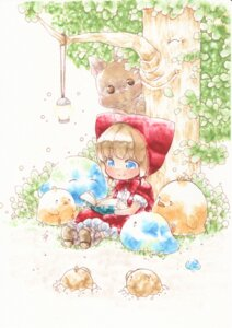 Rating: Safe Score: 6 Tags: little_red_riding_hood_(character) yuuki_chima User: mash