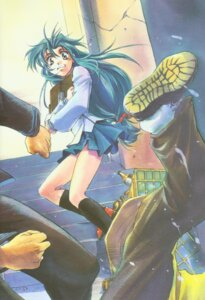 Rating: Safe Score: 2 Tags: chidori_kaname full_metal_panic seifuku shikidouji User: Feito