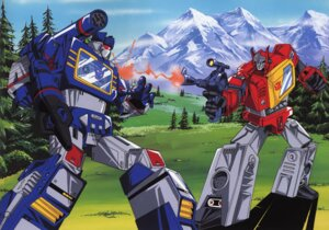 Rating: Safe Score: 6 Tags: broadcast gun mecha soundwave transformers User: Radioactive
