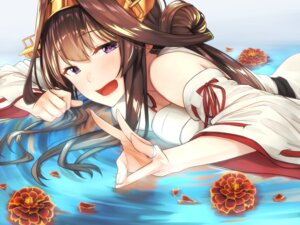 Rating: Safe Score: 53 Tags: baffu kantai_collection kongou_(kancolle) User: Mr_GT