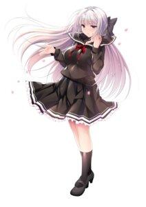 Rating: Safe Score: 25 Tags: heels ninoko ninokoya ouse_shino seifuku shoujo_kaishun User: kiyoe