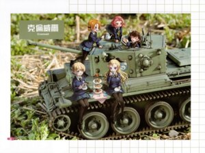 Rating: Questionable Score: 8 Tags: assam darjeeling girls_und_panzer orange_pekoe rosehip rukuriri tagme User: Radioactive