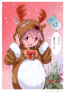 Rating: Safe Score: 16 Tags: christmas kaname_madoka puella_magi_madoka_magica taniguchi_junichirou User: Hatsukoi