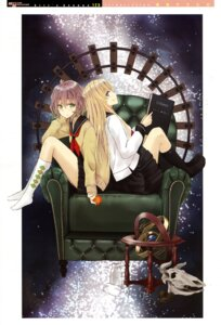 Rating: Safe Score: 21 Tags: girl's_avenue nabeshima_tetsuhiro seifuku User: Jigsy