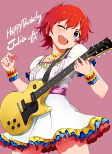 Rating: Safe Score: 20 Tags: ayano_yuu guitar julia_(idolm@ster) the_idolm@ster the_idolm@ster_million_live User: animeprincess