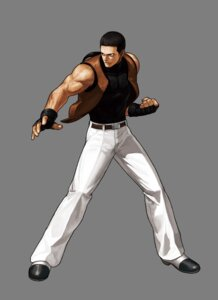 Rating: Safe Score: 3 Tags: eisuke_ogura king_of_fighters king_of_fighters_xiii male robert_garcia snk transparent_png User: Yokaiou