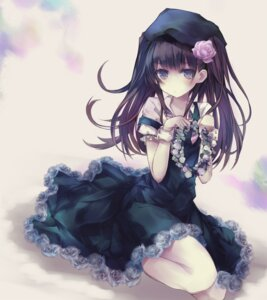 Rating: Safe Score: 81 Tags: dress lolita_fashion minchi User: KazukiNanako