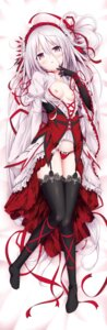 Rating: Explicit Score: 148 Tags: breasts cameltoe cura dakimakura gothic_delusion gothic_lolita lolita_fashion lose nipples no_bra open_shirt pantsu reimia stockings thighhighs User: Twinsenzw