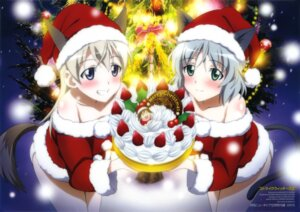 Rating: Safe Score: 35 Tags: animal_ears christmas eila_ilmatar_juutilainen onoda_masahito pantsu sanya_v_litvyak strike_witches tail User: acas
