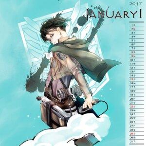 Rating: Safe Score: 6 Tags: calendar levi male shingeki_no_kyojin tagme uniform weapon User: charunetra