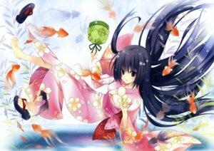 Rating: Safe Score: 47 Tags: kimono oryou User: Twinsenzw