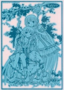 Rating: Safe Score: 4 Tags: chii chobits clamp freya User: SakuraUsagi