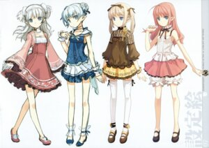 Rating: Safe Score: 50 Tags: bloomers dress h2so4 island_of_horizon summer_dress thighhighs User: Share