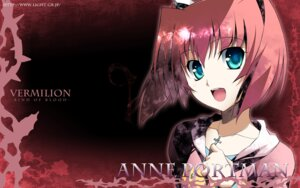 Rating: Safe Score: 9 Tags: izumi_mahiru light vermilion_-bind_of_blood- wallpaper User: maurospider