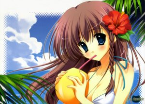 Rating: Safe Score: 24 Tags: bikini cleavage mitsui_mana rio-grande swimsuits User: Radioactive