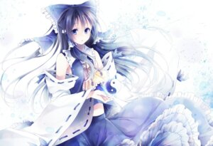 Rating: Safe Score: 46 Tags: hakurei_reimu toosaka_asagi touhou User: Nekotsúh