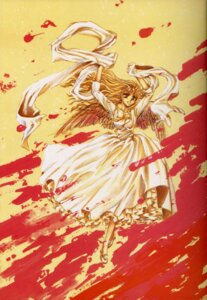 Rating: Safe Score: 2 Tags: clamp monou_kotori x User: hyde333