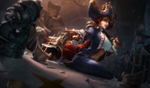 Rating: Safe Score: 10 Tags: gun league_of_legends miss_fortune tagme User: Radioactive