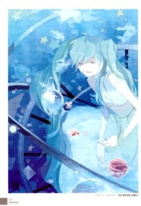 Rating: Safe Score: 6 Tags: hatsune_miku ky692 vocaloid User: Radioactive