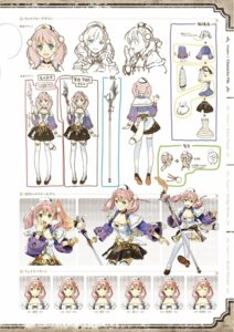 Rating: Safe Score: 8 Tags: atelier atelier_escha_&_logy character_design digital_version escha_malier hidari jpeg_artifacts profile_page User: Shuumatsu