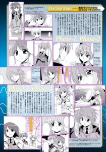 Rating: Safe Score: 1 Tags: mahou_shoujo_lyrical_nanoha mahou_shoujo_lyrical_nanoha_strikers User: noirblack