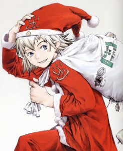 Rating: Safe Score: 7 Tags: abe_yoshitoshi christmas niea niea_7 User: Nei