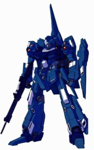 Rating: Safe Score: 8 Tags: gundam gundam_unicorn katoki_hajime mecha rezel User: LHM-999